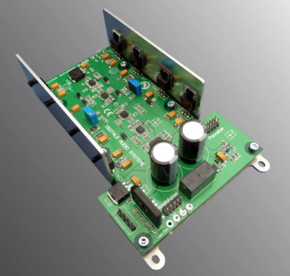 DAS Model 2 headphone amplifier