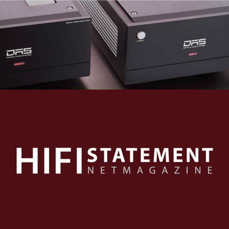 Cover HiFi-Statement Magazin Testbericht MPA