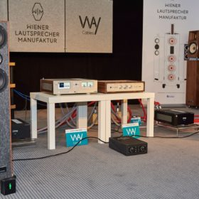 DAS, WLM Equipment High End München 2019