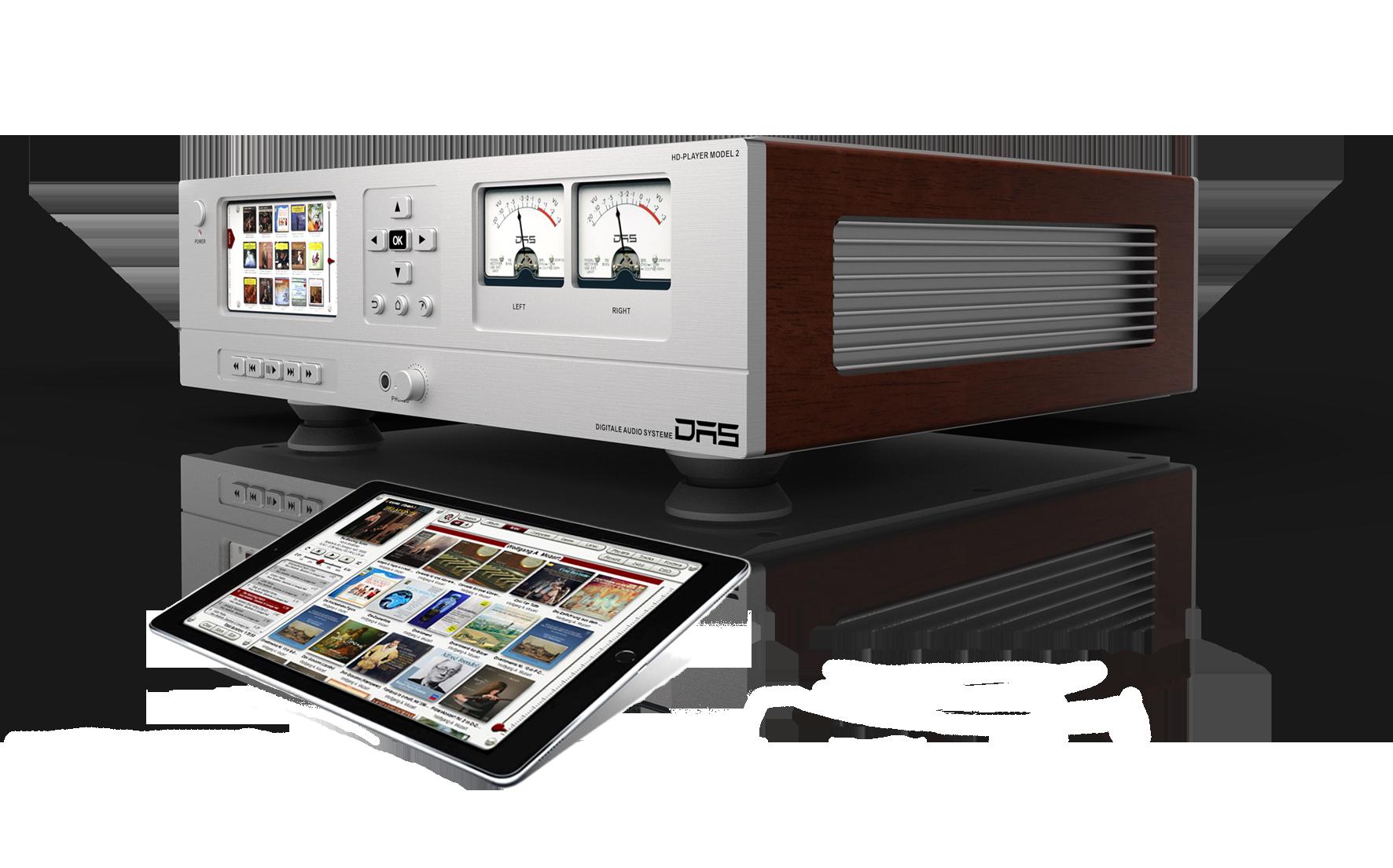 DAS HD-Player Model 2 (ohne Hintergrund)