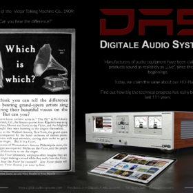 DAS advertising poster