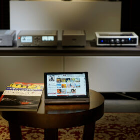 DAS presentation equipment