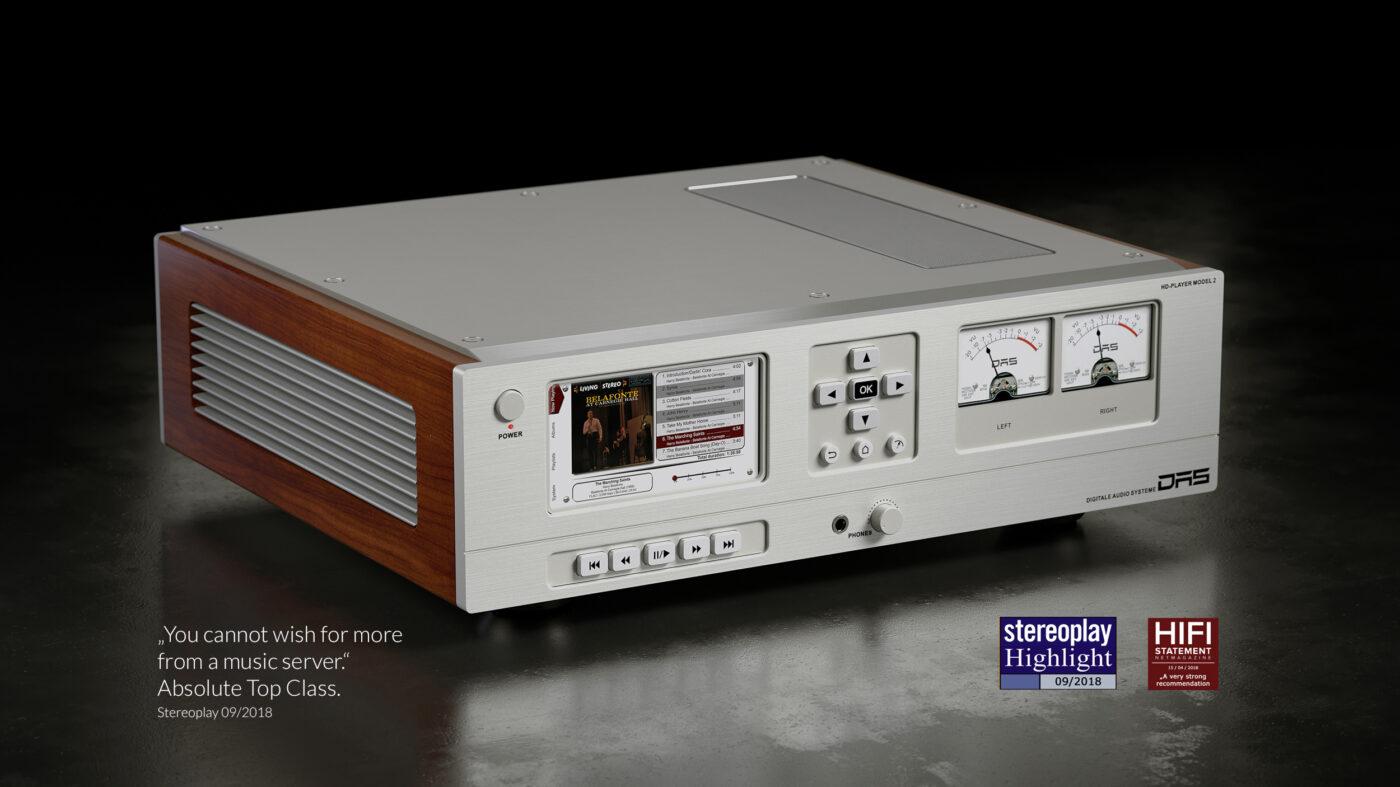 DAS HD-Player Model 2